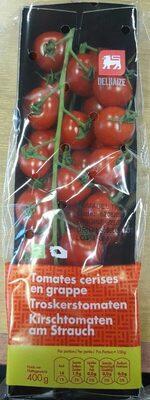 Tomates cerises en grappe - Product