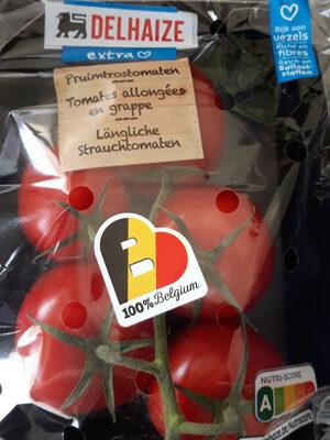 Tomates Grappes Allongées - Product - nl