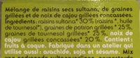 Melange pour salade - Ingrediënten - fr