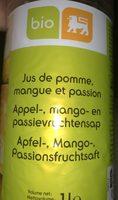 Jus de Pomme, Mangue et Passion - Product