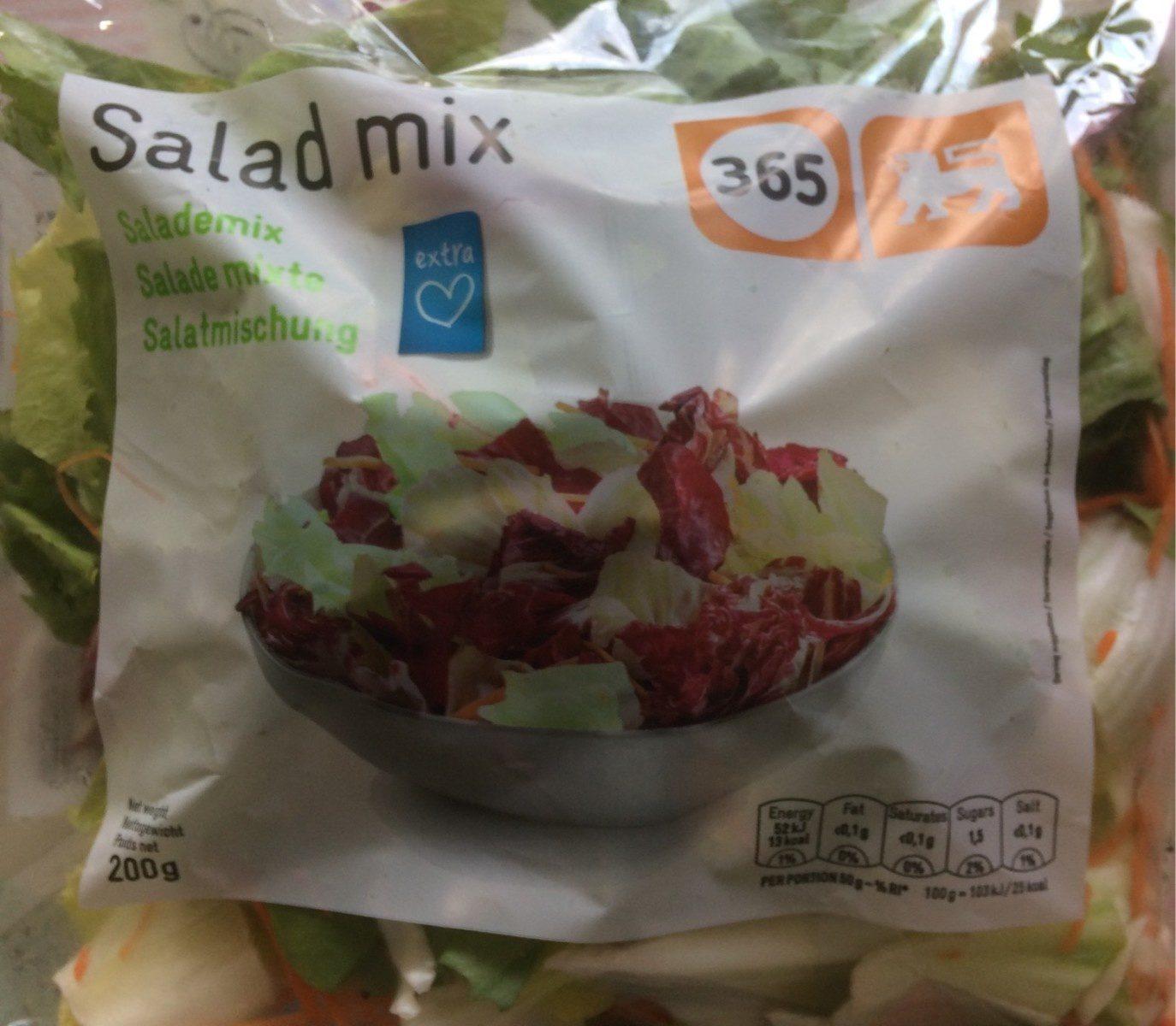 Salade mixte - Product