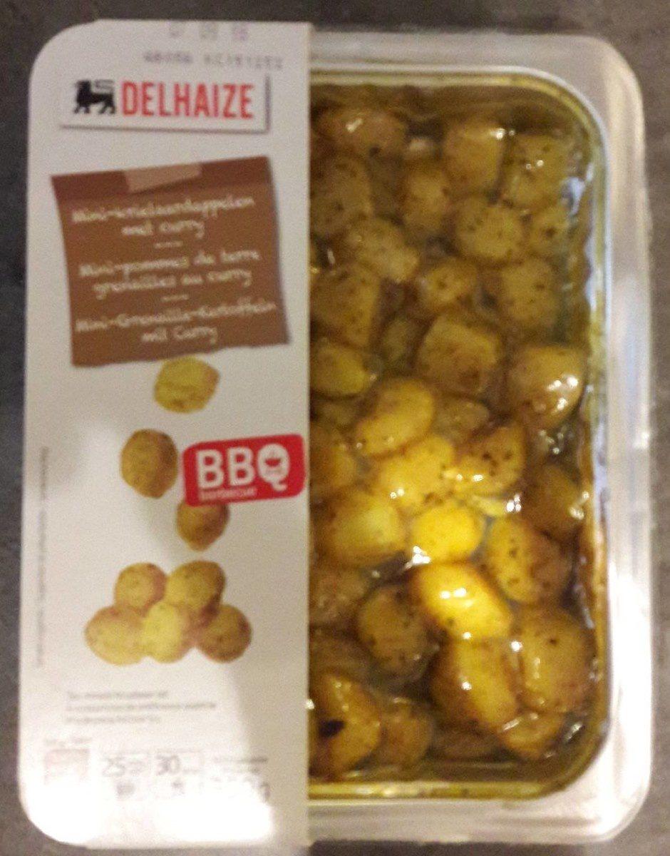 Mini pommes de terre grenailles au curry - Product - fr