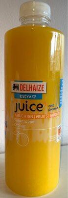 Jus d'orange fraîchement pressé à froid - Product - fr