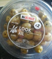 Olives ail - Product - fr