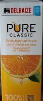 Pure classic jus d'orange - Produit - fr