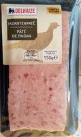 Pâté de Faisan - Product - fr