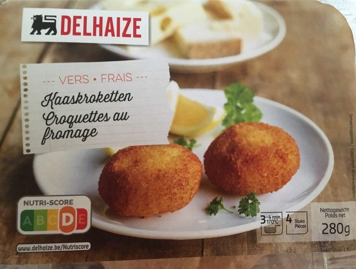 Croquettes au fromage - Produit - fr