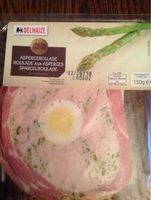 Roulade aux asperges - Product