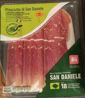 Prosciutto di San Daniele - Product - fr