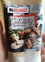 Sauce archiduc - Culinary - Product - fr