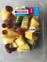 Ananas, pomme, raisons, mangue - Product - fr