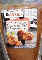 Sauces liégeoise - Produit - fr