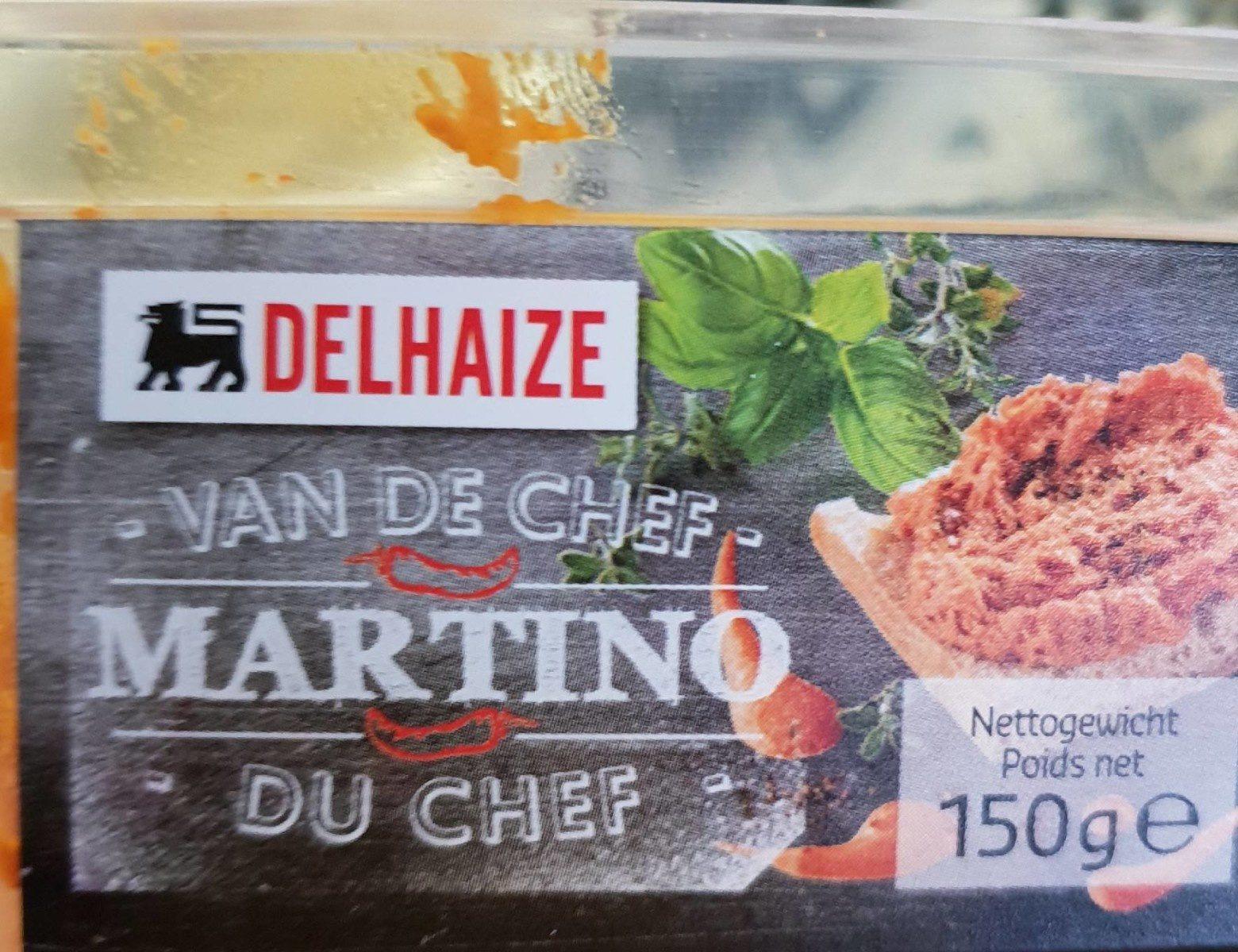 Martino du chef - Produit - fr