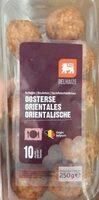 Boulettes orientales - Product - fr