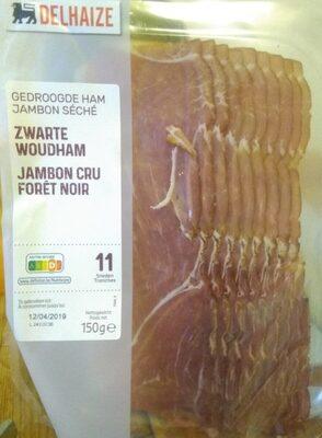 Jambon cru forêt noir - Product - en