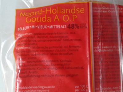 Noord-Hollandse mi-vieux - 3