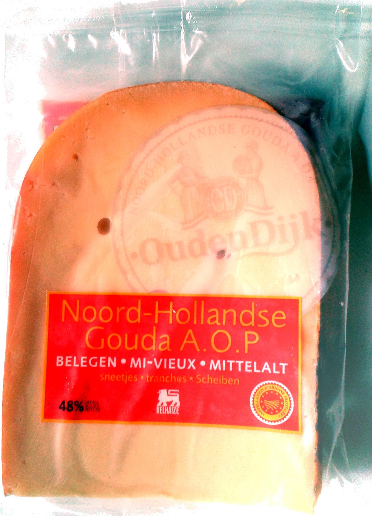 Noord-Hollandse mi-vieux - Product - fr