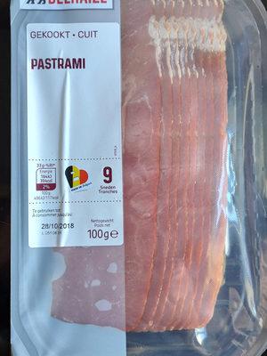 Pastrami - Product