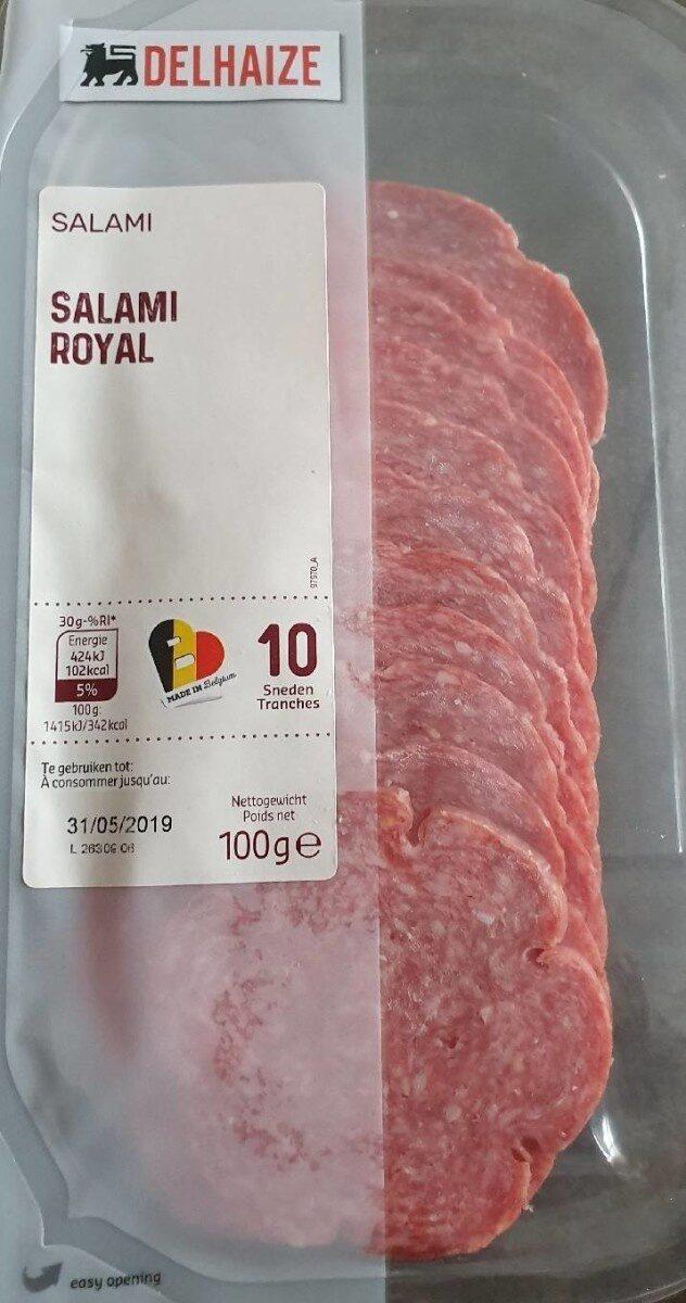 Salami Royal - Product