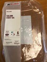 Salami light - Product