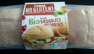Petits pains bio sans gluten - Product - fr