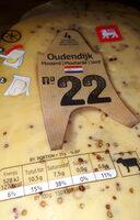 Oudendijk Moutarde - Product - fr
