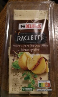 Fromage à raclette - Voedingswaarden