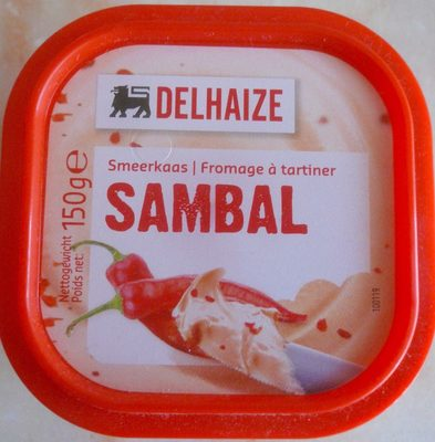 Fromage à tartiner Sambal - Product - fr