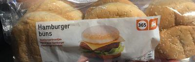 Hamburger buns - Produit