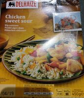 Chicken sweet sour - Product - fr