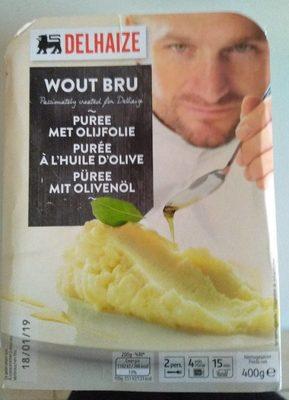 Purée à l'huile d'olive - Product