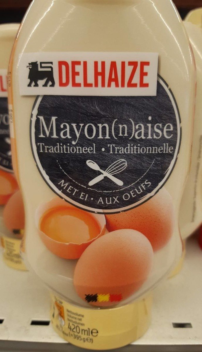 Mayonnaise aux oeufs - Product - fr