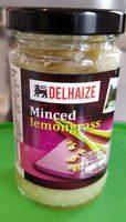 Minced lemongrass - Produit - fr