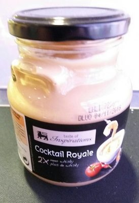 Sauce Cocktail Royale - Product - fr