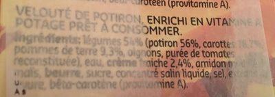 Soup' Crème de Potiron - 2