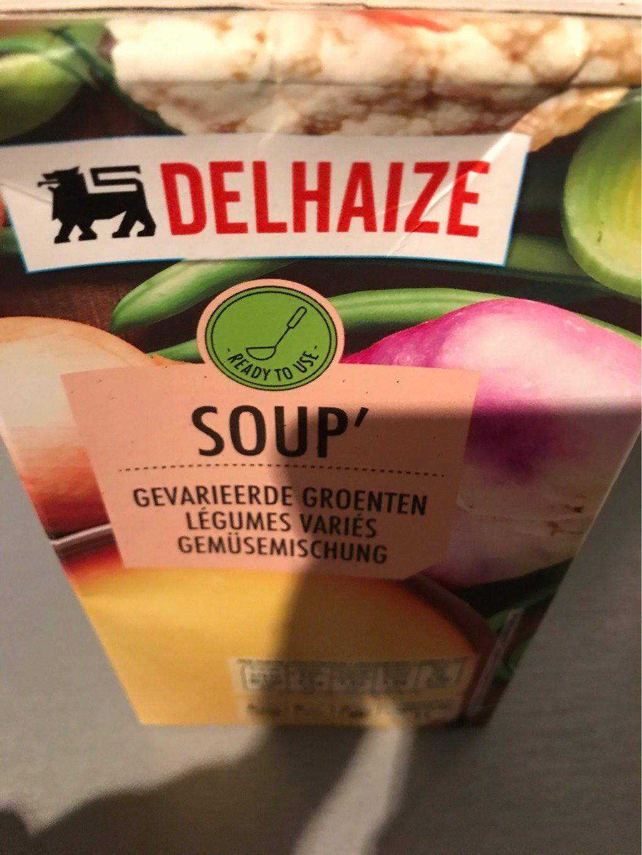 Soup' - Product