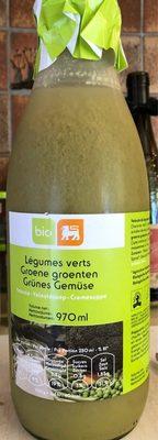 Legumes verts veloute - Produit - fr