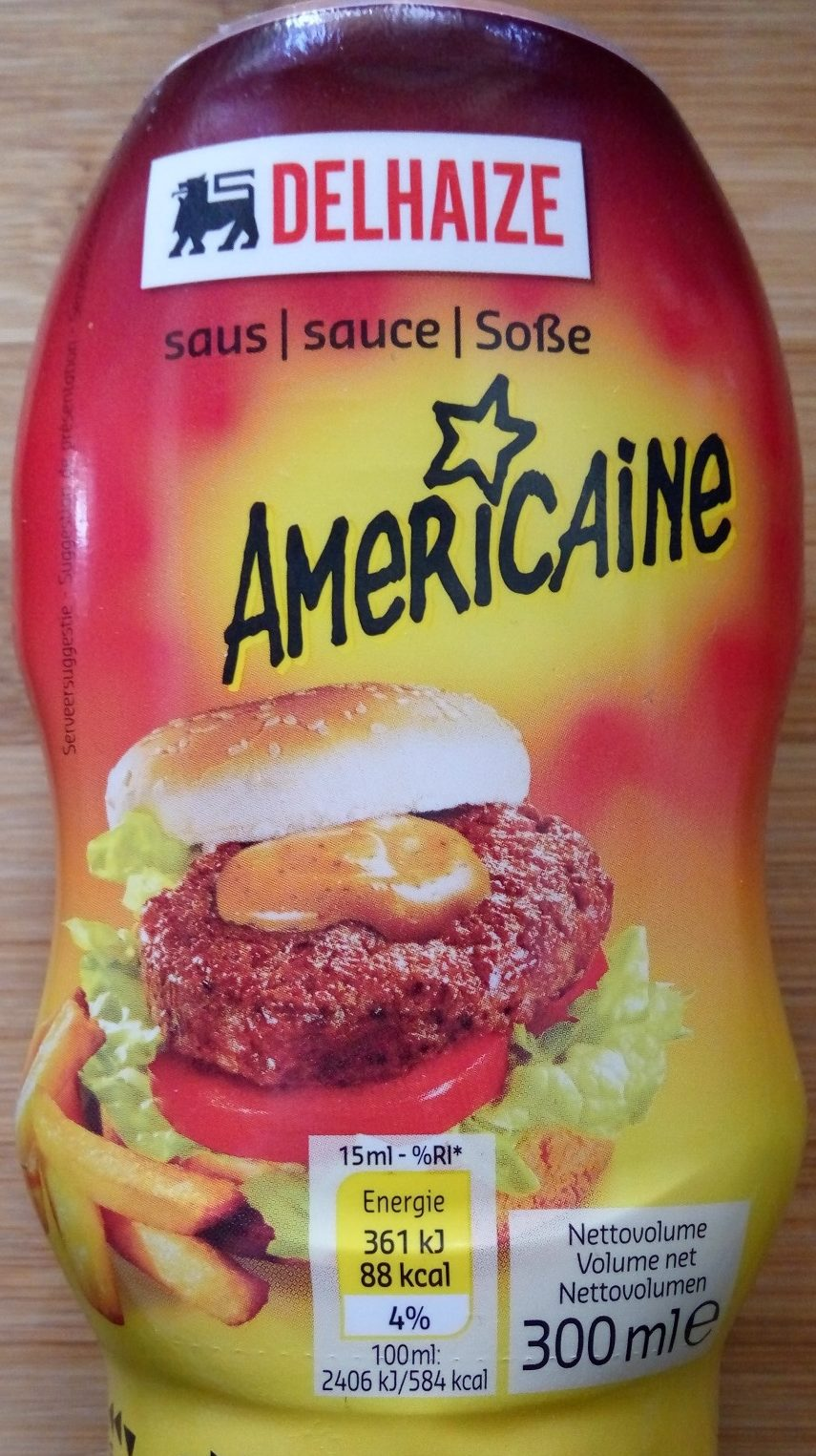 Americaine - Product - sr