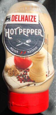 Sauce Hot pepper - Product - fr