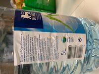 Montille - Informations nutritionnelles - fr