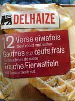 Galettes aux oeufs frais - Produit - fr