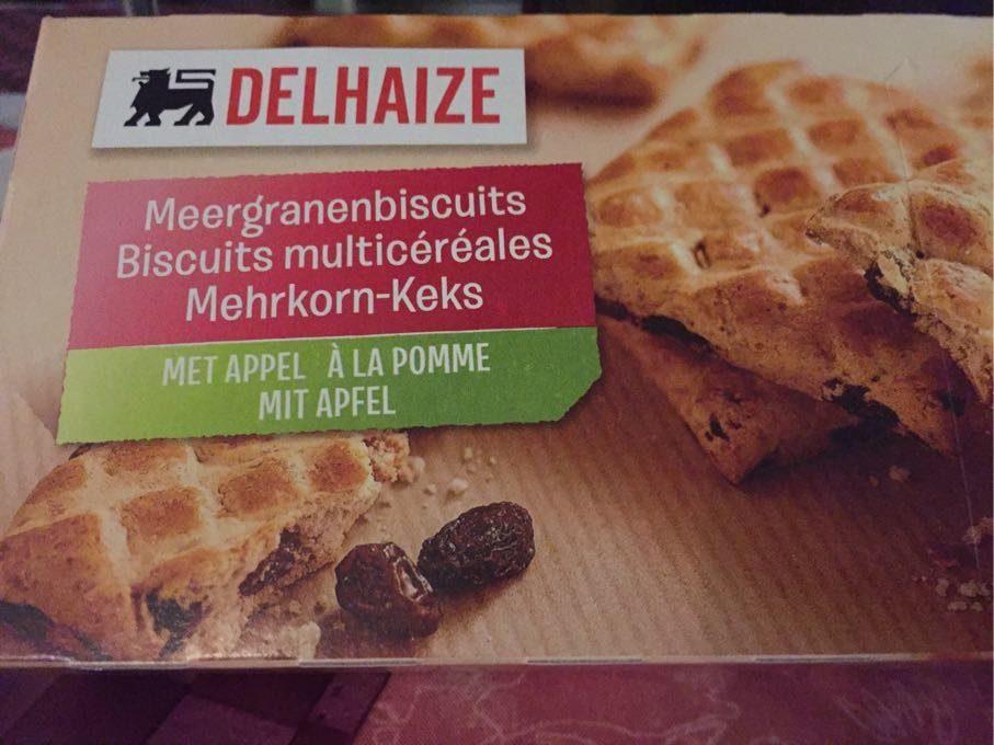 Biscuits Multicereales - Produit - fr