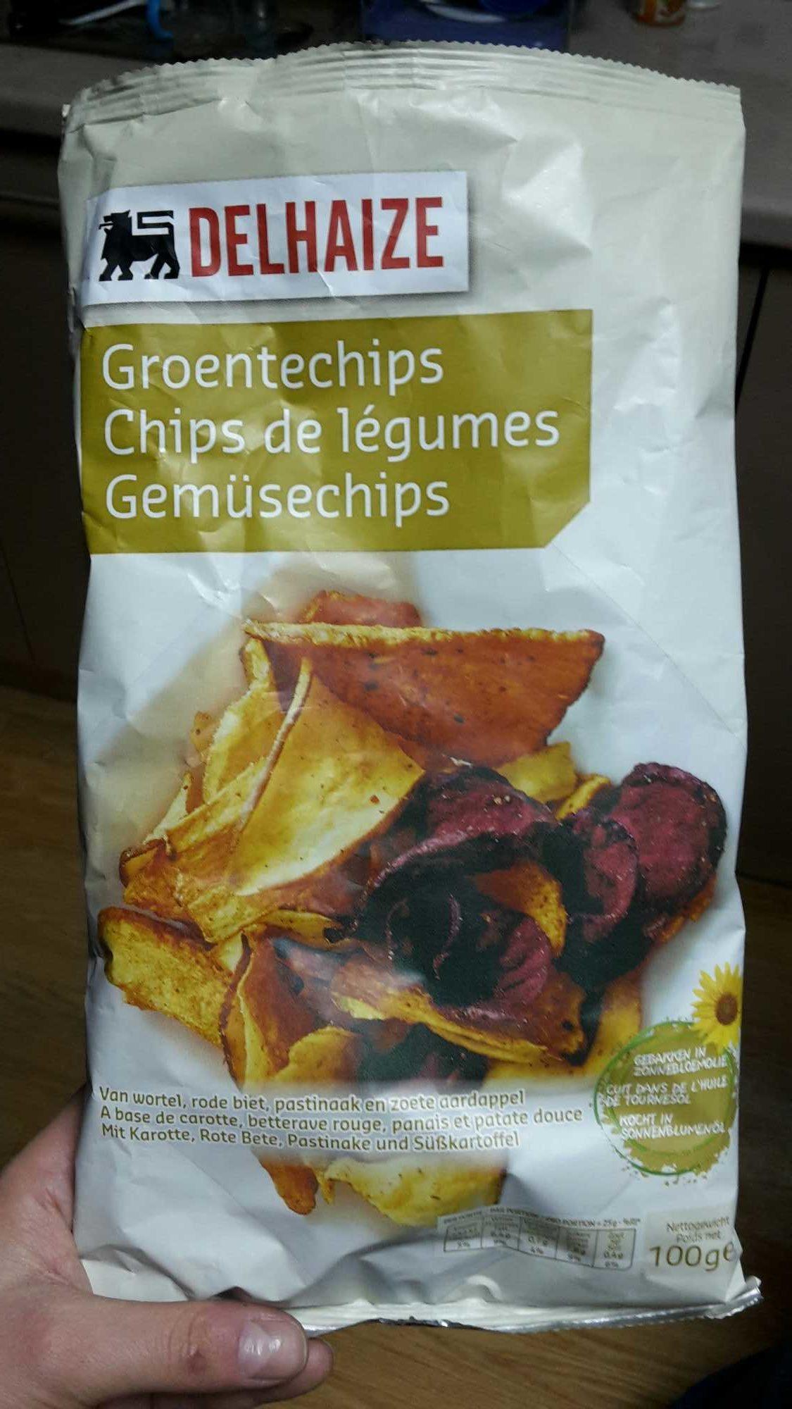 Chips de légumes - Product - ro