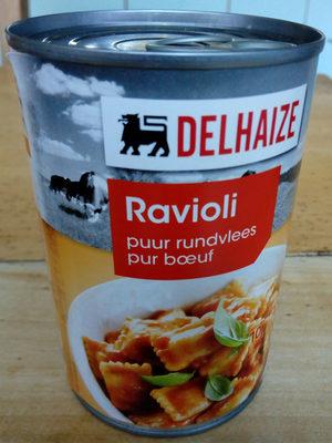 Ravioli Pur Boeuf - Product - fr