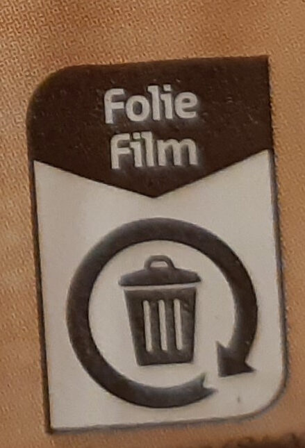 Cake aux pommes - Recyclinginstructies en / of verpakkingsinformatie - fr