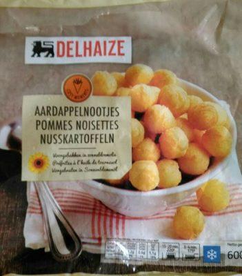Pommes noisettes - Produit - fr