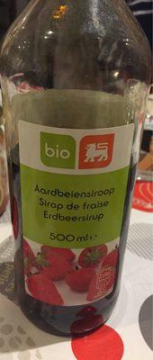 Sirop de fraise - Produit - fr