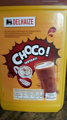 Choco instant - Product - fr