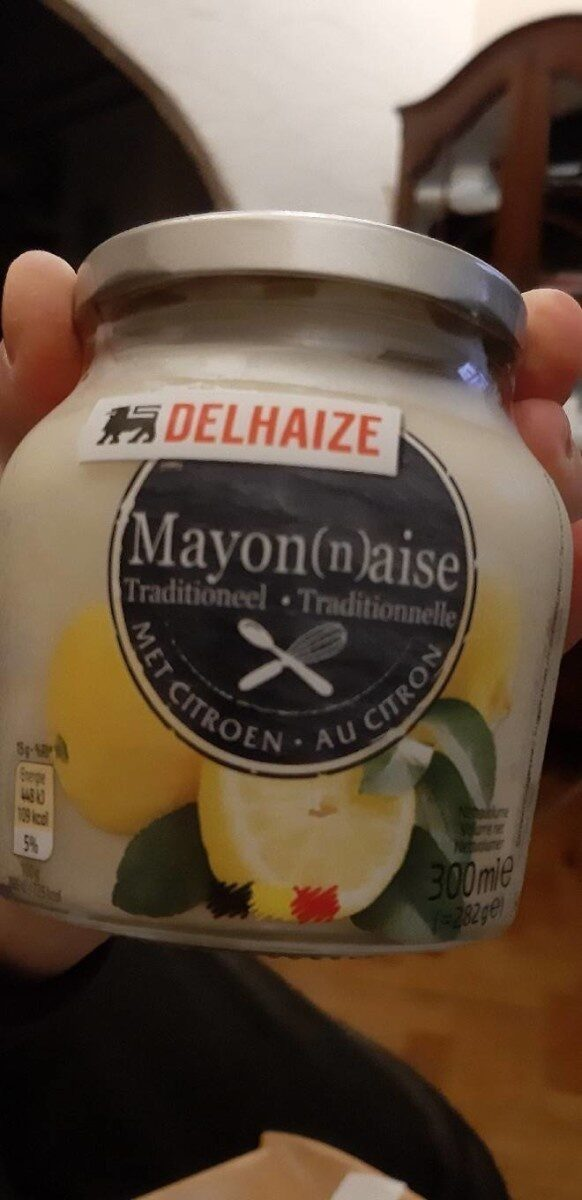 Mayonnaise - Product - fr