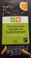 Chocolat noir orange - Product - fr